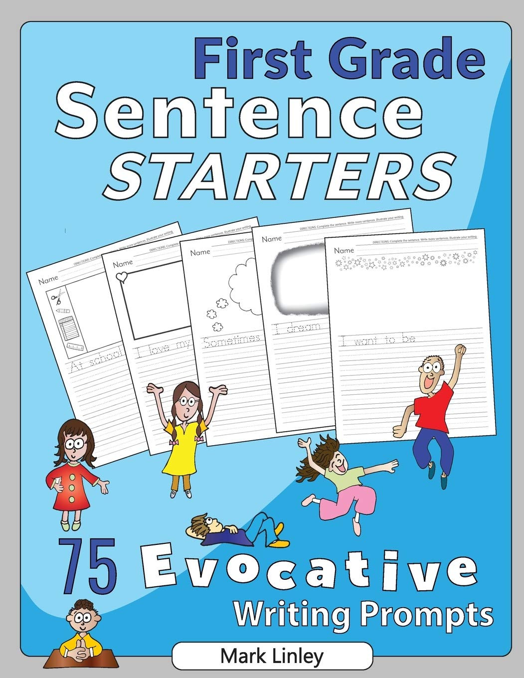 1st Grade Sentence Starters Buy First Grade Sentence Starters 75 Evocative Writing