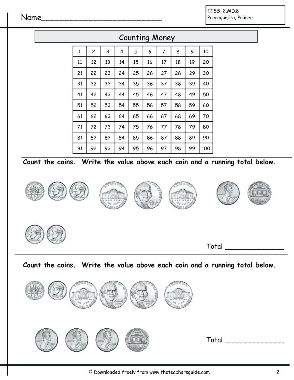 2nd Grade Math Worksheets Measurement Worksheet Free Math Worksheets for Grade Second