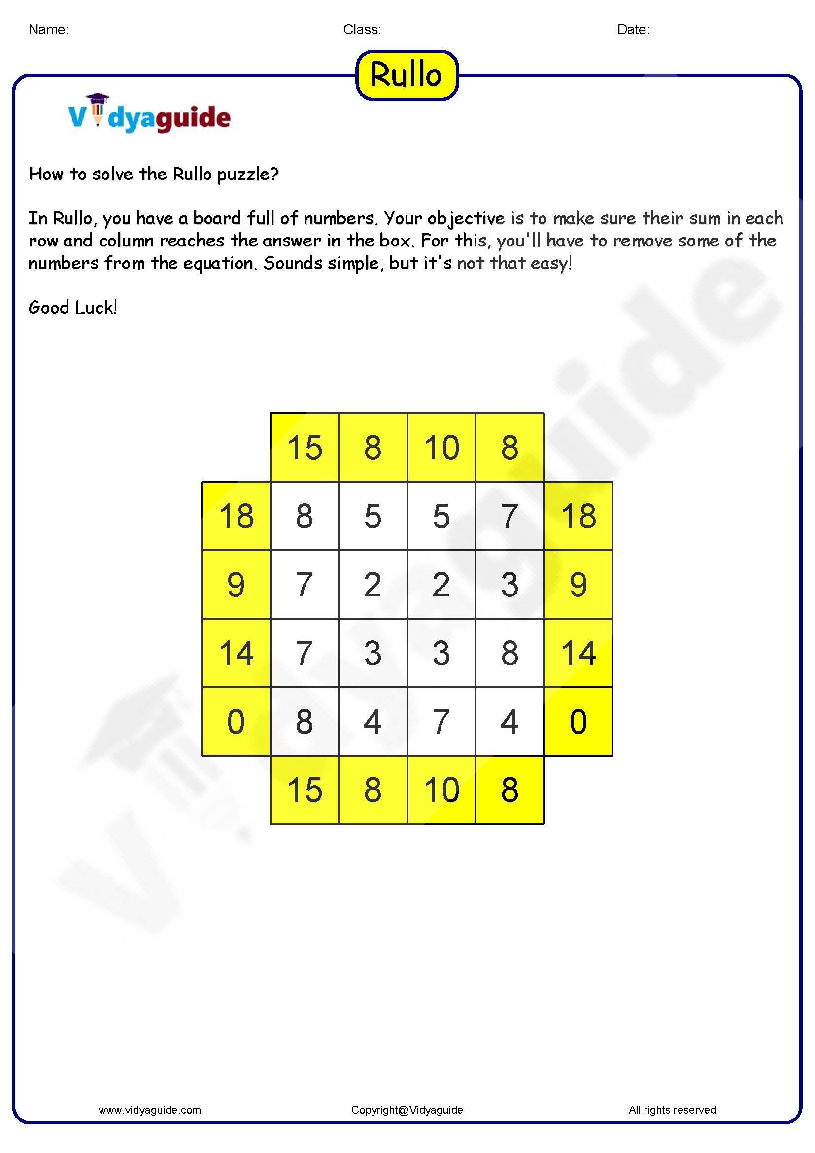 Pin on Brain Puzzles For Kids