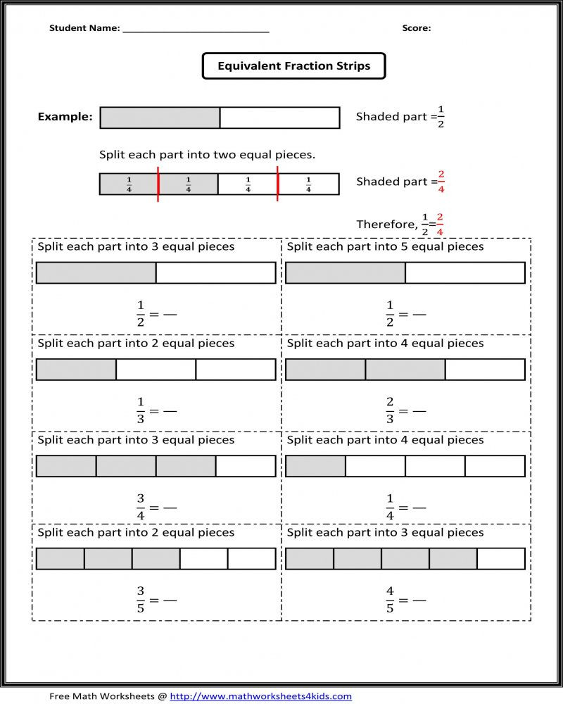 3rd Grade Number Line Worksheets Free Printable Math Fraction Worksheets for 3rd Grade Number
