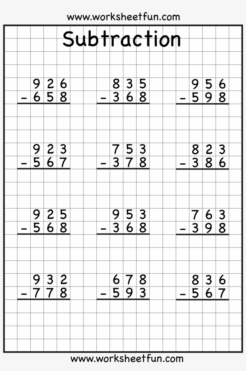 3rd Grade Regrouping Worksheets Math Worksheet Math Exercise for Grade Answers In Bhutan