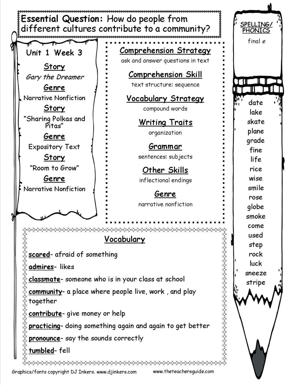 4th Grade Sequencing Worksheets Worksheet Free Third Grade Reading Worksheets Sequencing