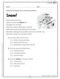 5th Grade Main Idea Worksheets Main Idea Worksheets 4th Grade to Printable Math Worksheet