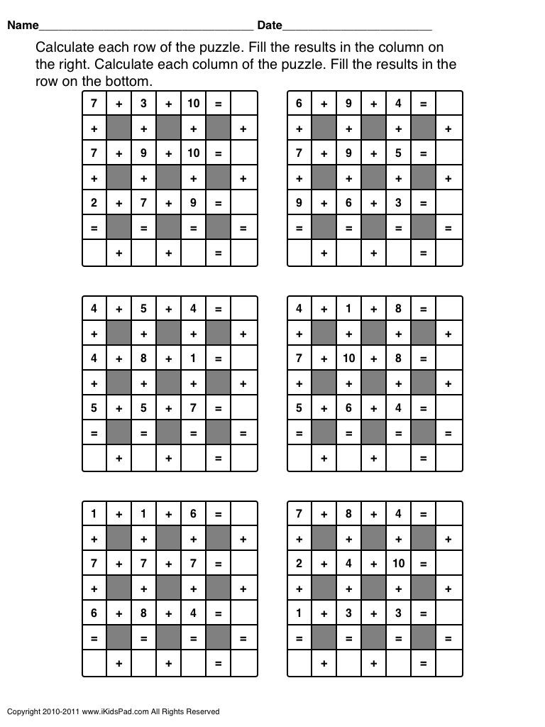 6th Grade Math Puzzles Worksheets 8th Grade Math Worksheets for Practice I Think My Teacher On