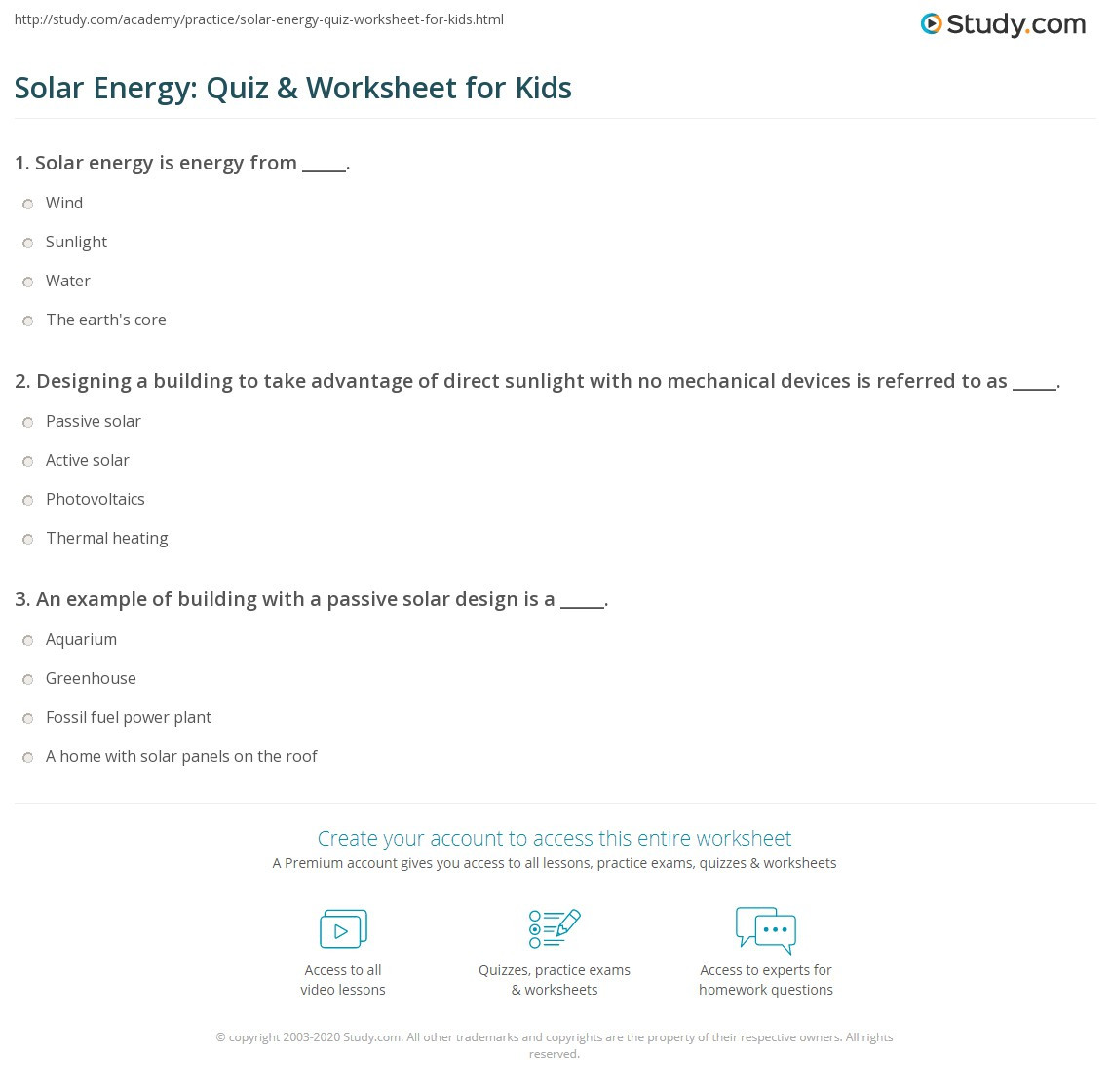 6th Grade Science Energy Worksheets solar System Questions for 6th Grade solar System Pics