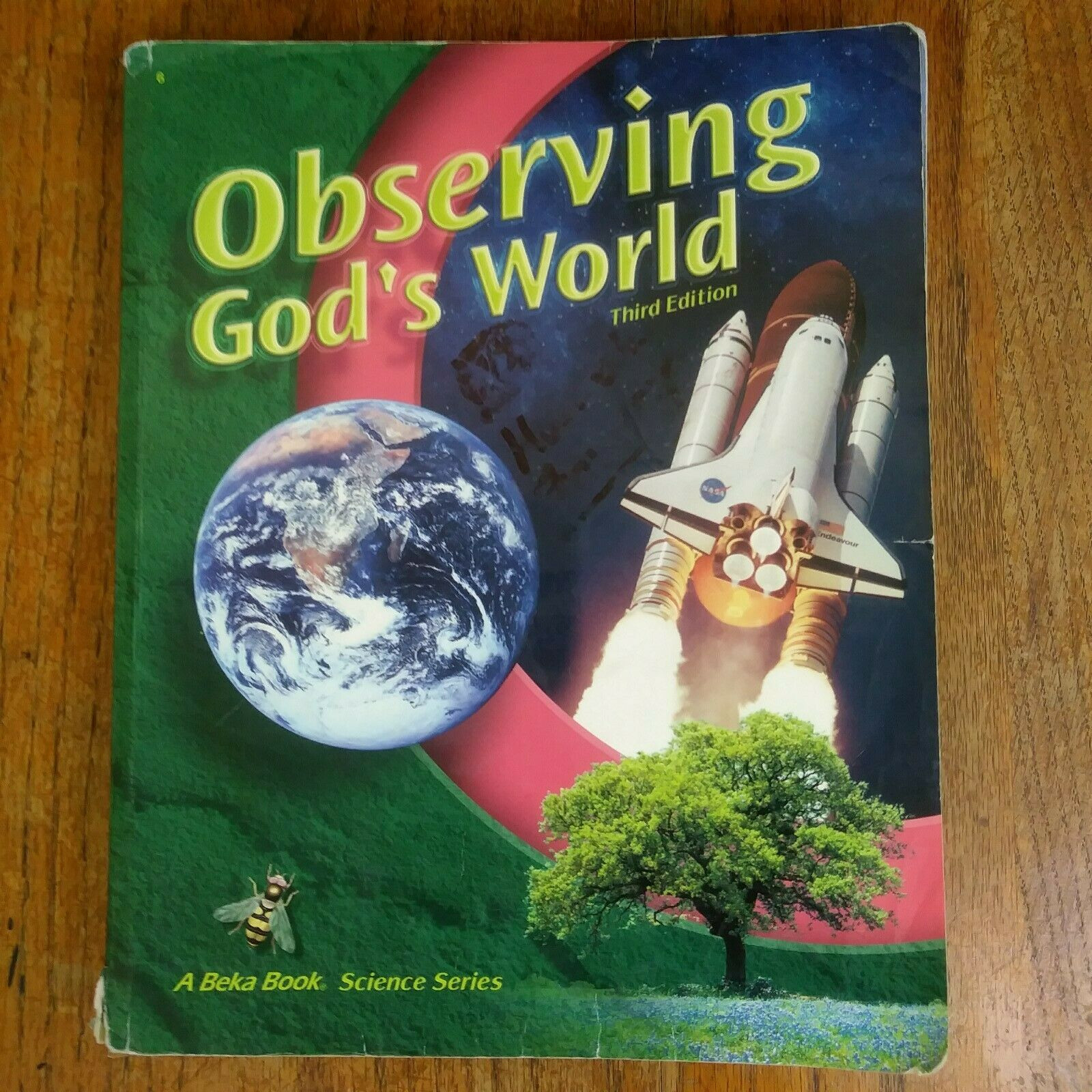 Abeka 6th Grade Science Abeka Observing God's World Science Student Text Book Current Edition 6th Grade