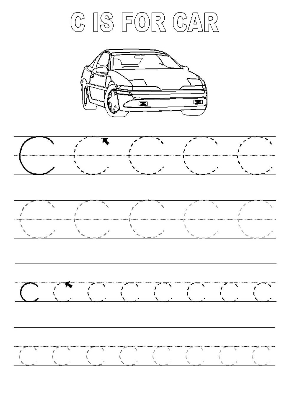 Automotive Math Worksheets Math Worksheet Trace Worksheet Printable Free Tracingice
