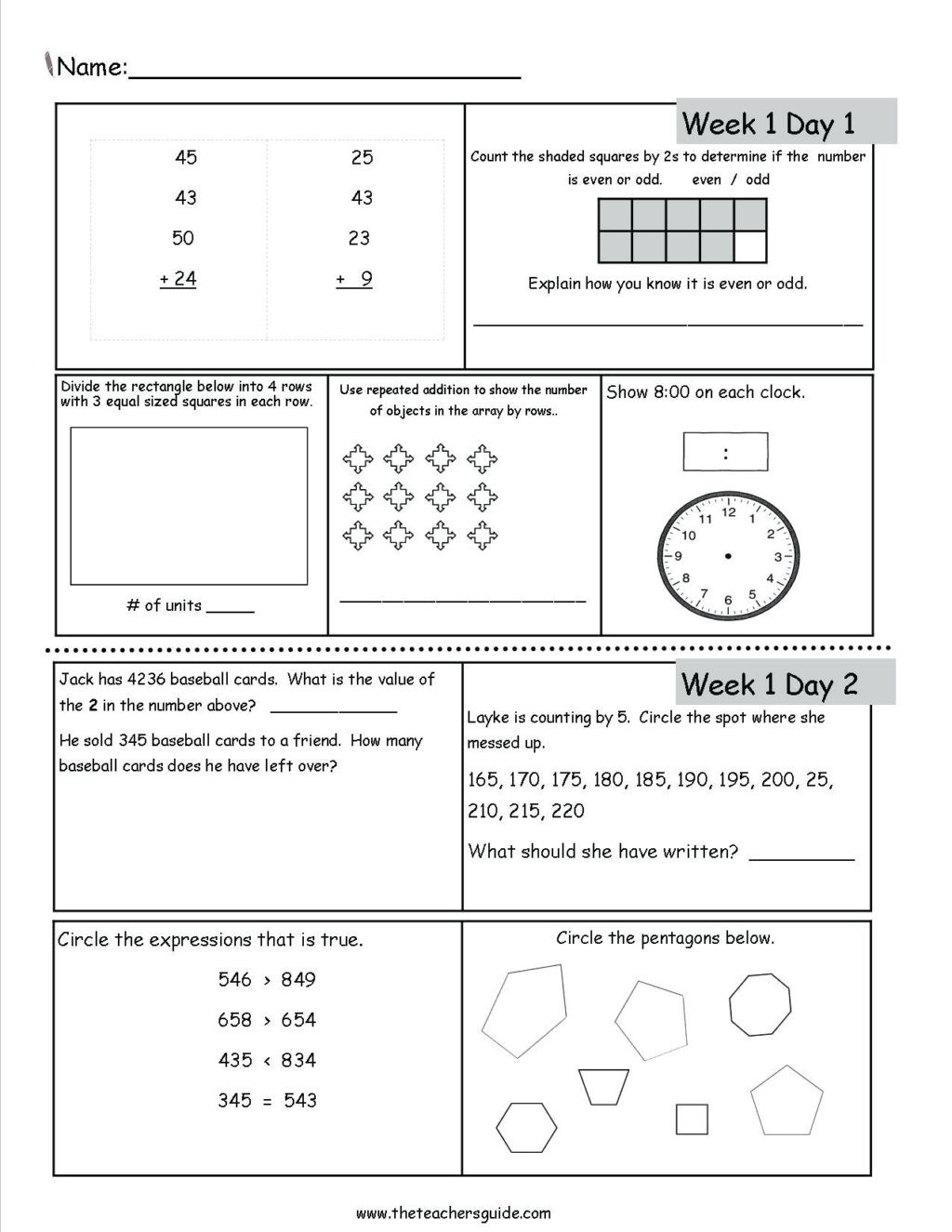 Baseball Math Worksheets Worksheet Free Math Worksheets First Grade Addition Single