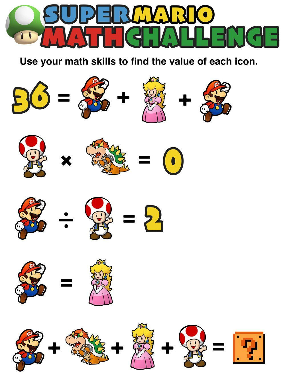 Challenge Math Worksheets Pin On Free Printable Math Worksheets