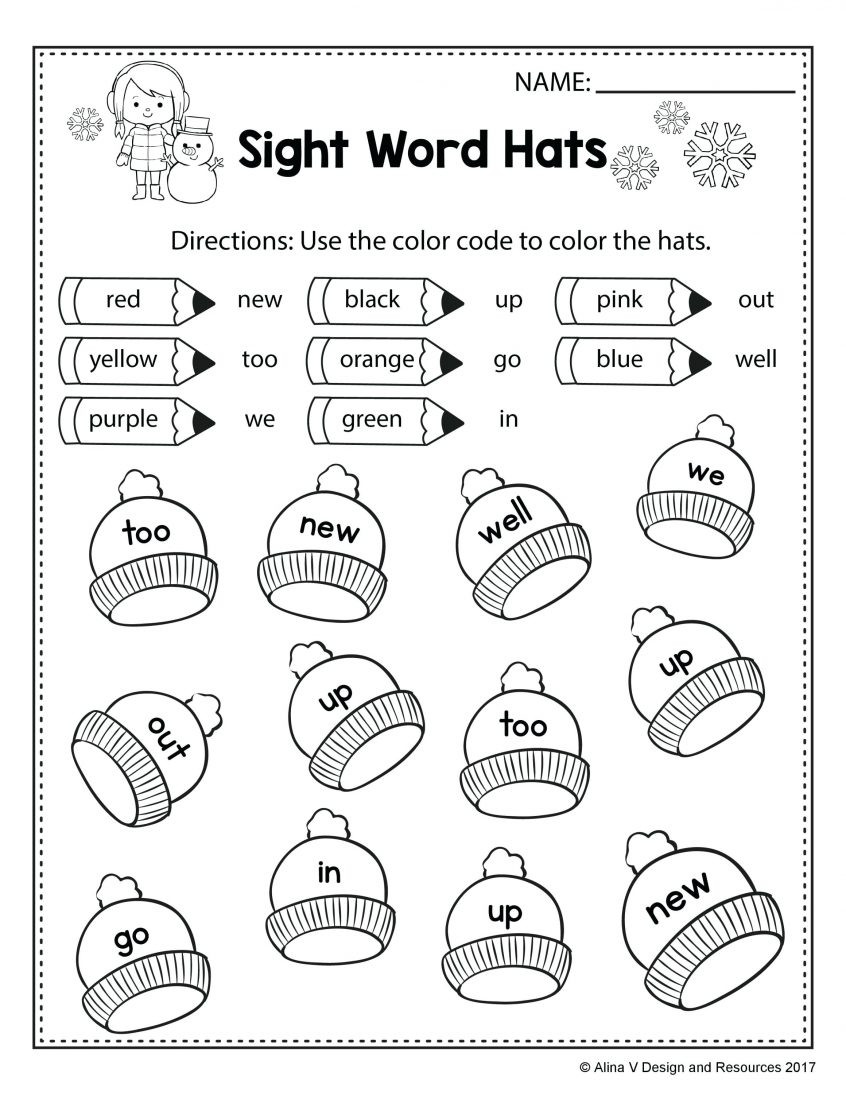 Color Blue Worksheets for Preschool Preschool Green Worksheet Clover Hatunisi Worksheets for
