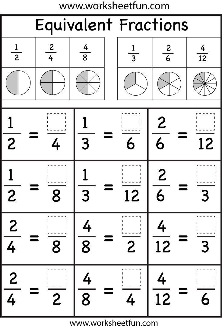 Comparing Fractions Worksheet 4th Grade Pin On Educational Worksheets Template
