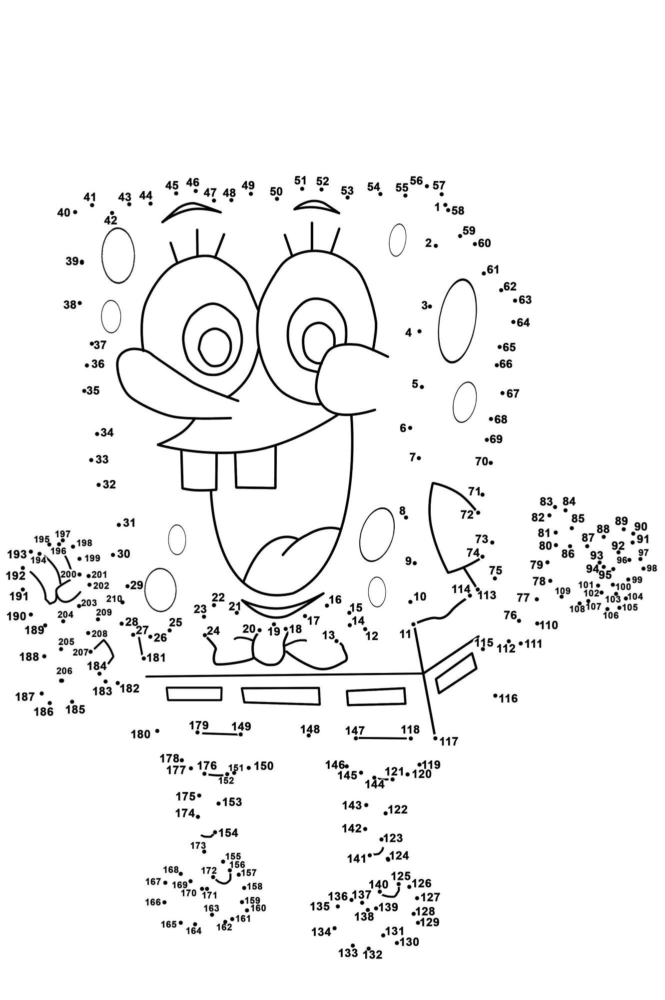 Connect the Dots Math Worksheets Bbc Skillswise Division Free Printable Coloring Pages