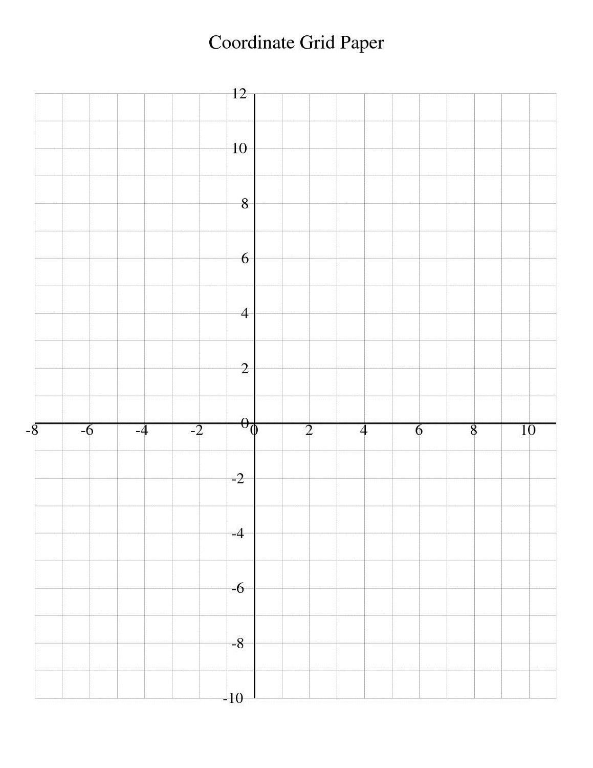 Coordinate Grid Worksheets 5th Grade Grid Worksheet