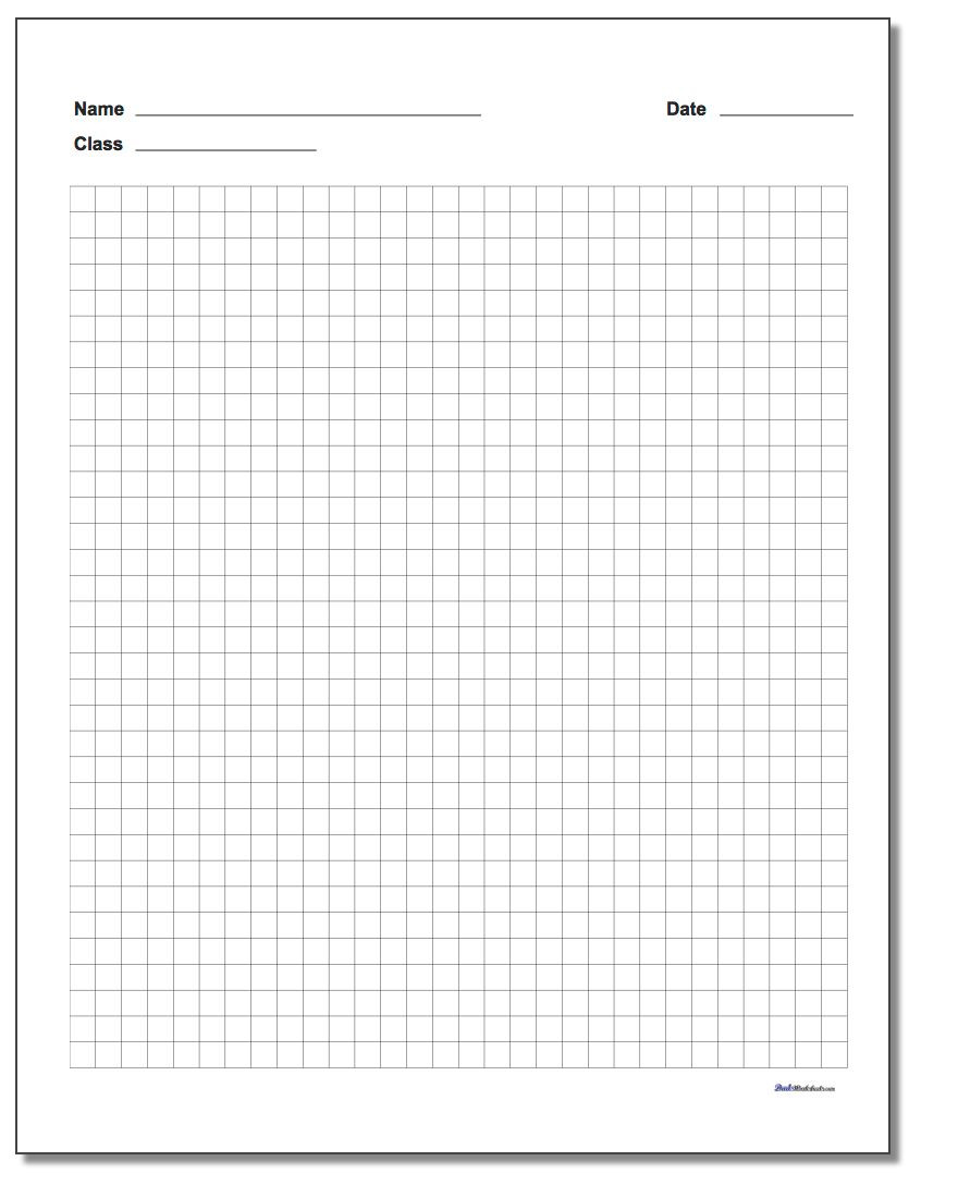 Coordinate Grid Worksheets 6th Grade Graph Paper