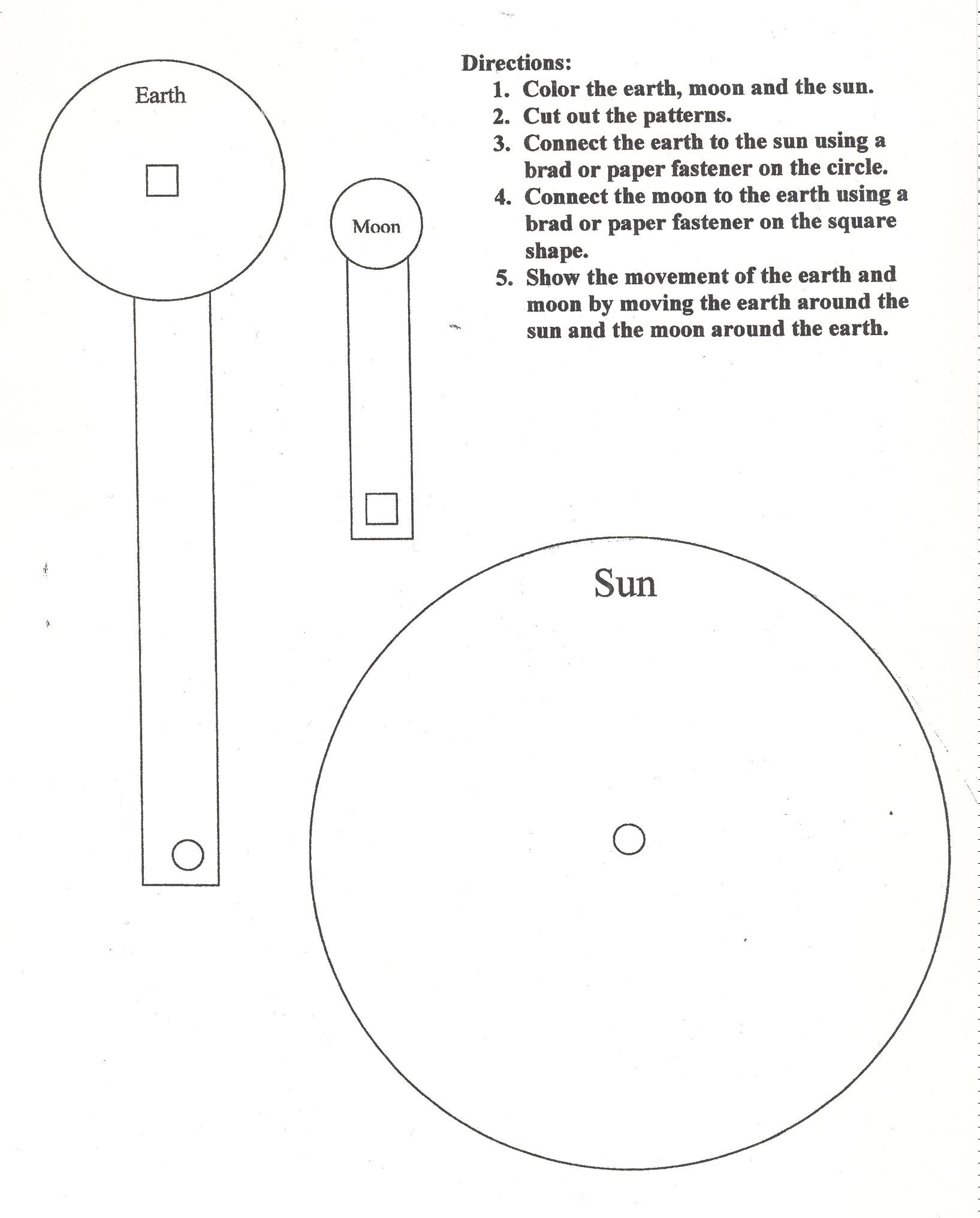 Eclipse Worksheets for Middle School Challenge Students&apos Creativity Using the Sun Earth Moon