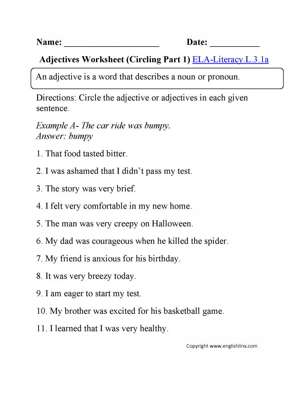 Editing Worksheet 2nd Grade Subject Verb Agreement 2nd Grade Worksheet and Editing