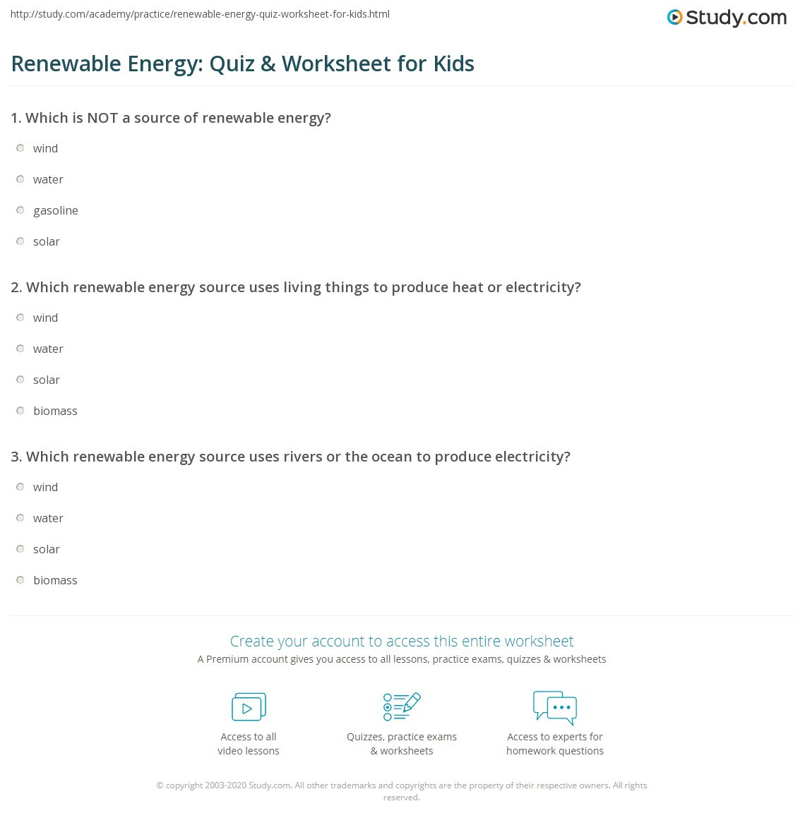Energy 4th Grade Worksheets Energy Worksheet Ks2