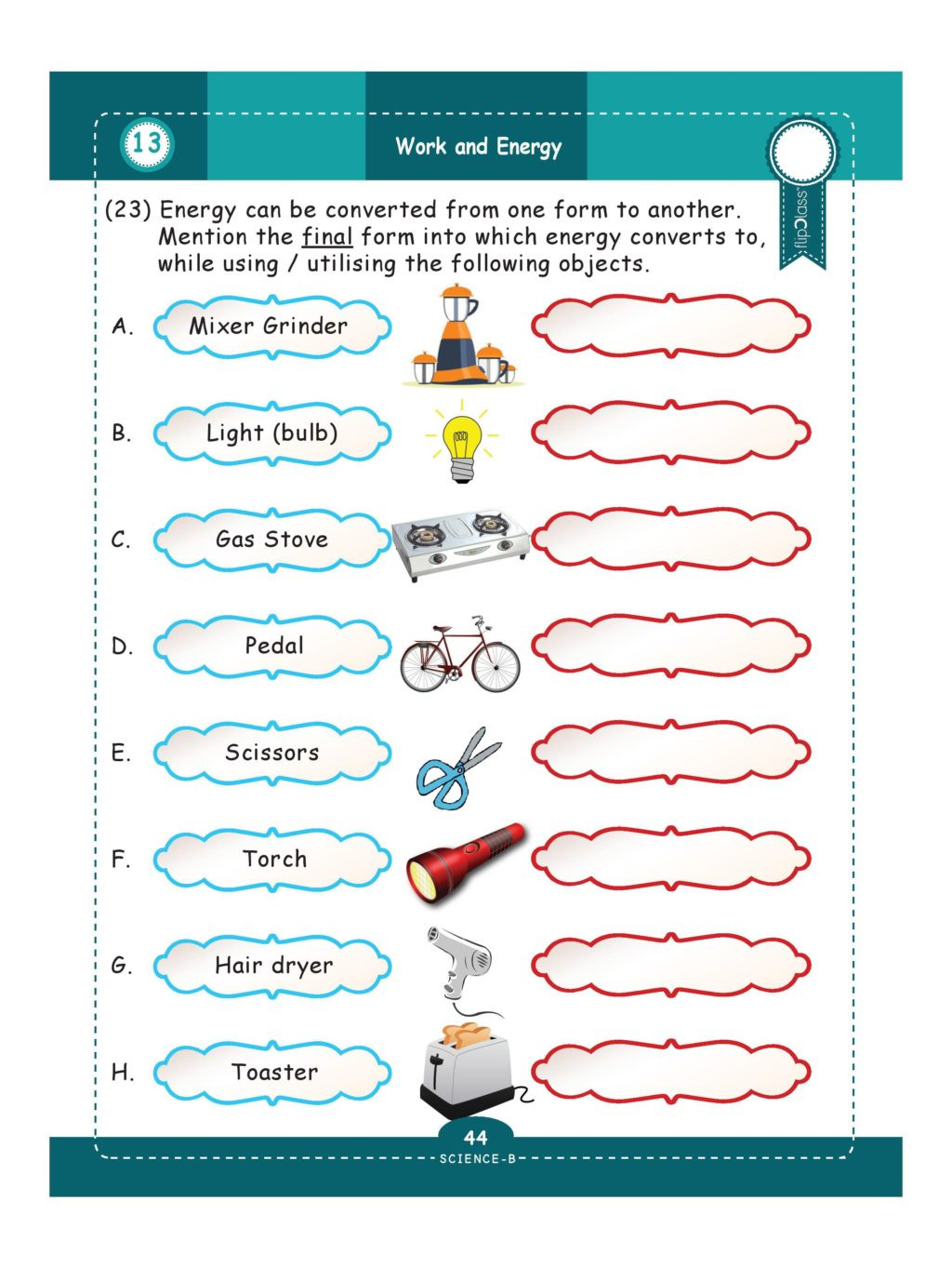 Energy Worksheets for 4th Grade Worksheet Grade Science Light Worksheets Kumpalo