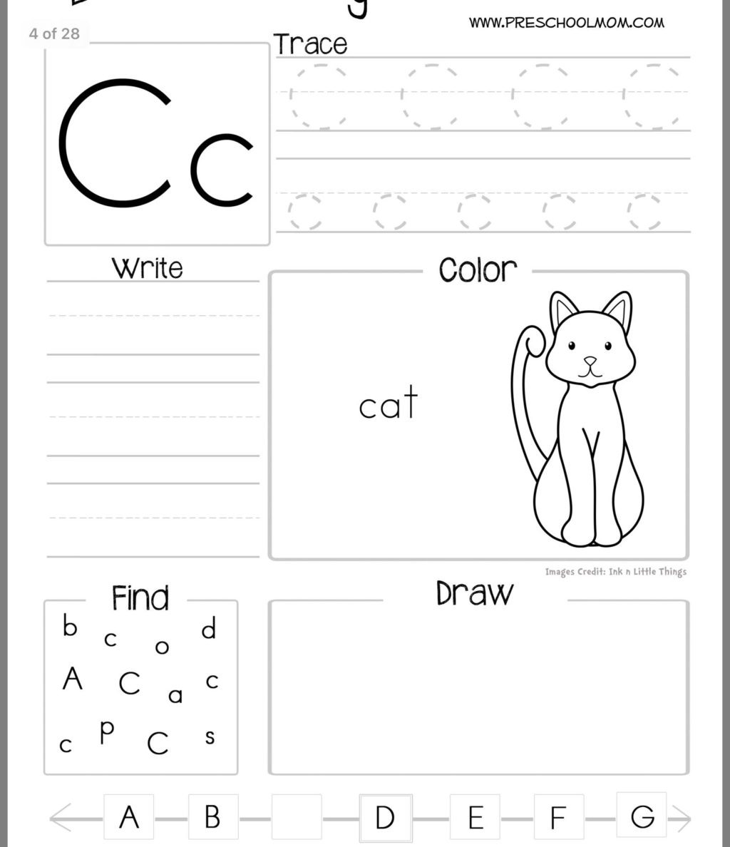 F Worksheets for Preschool Worksheet Worksheet First School Years Free Preschoolr