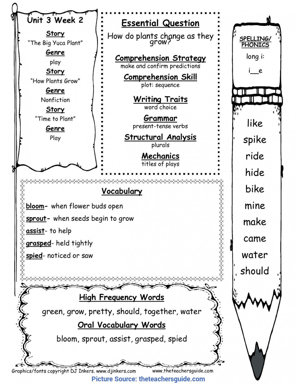 First Grade History Worksheets A Day In First Grade