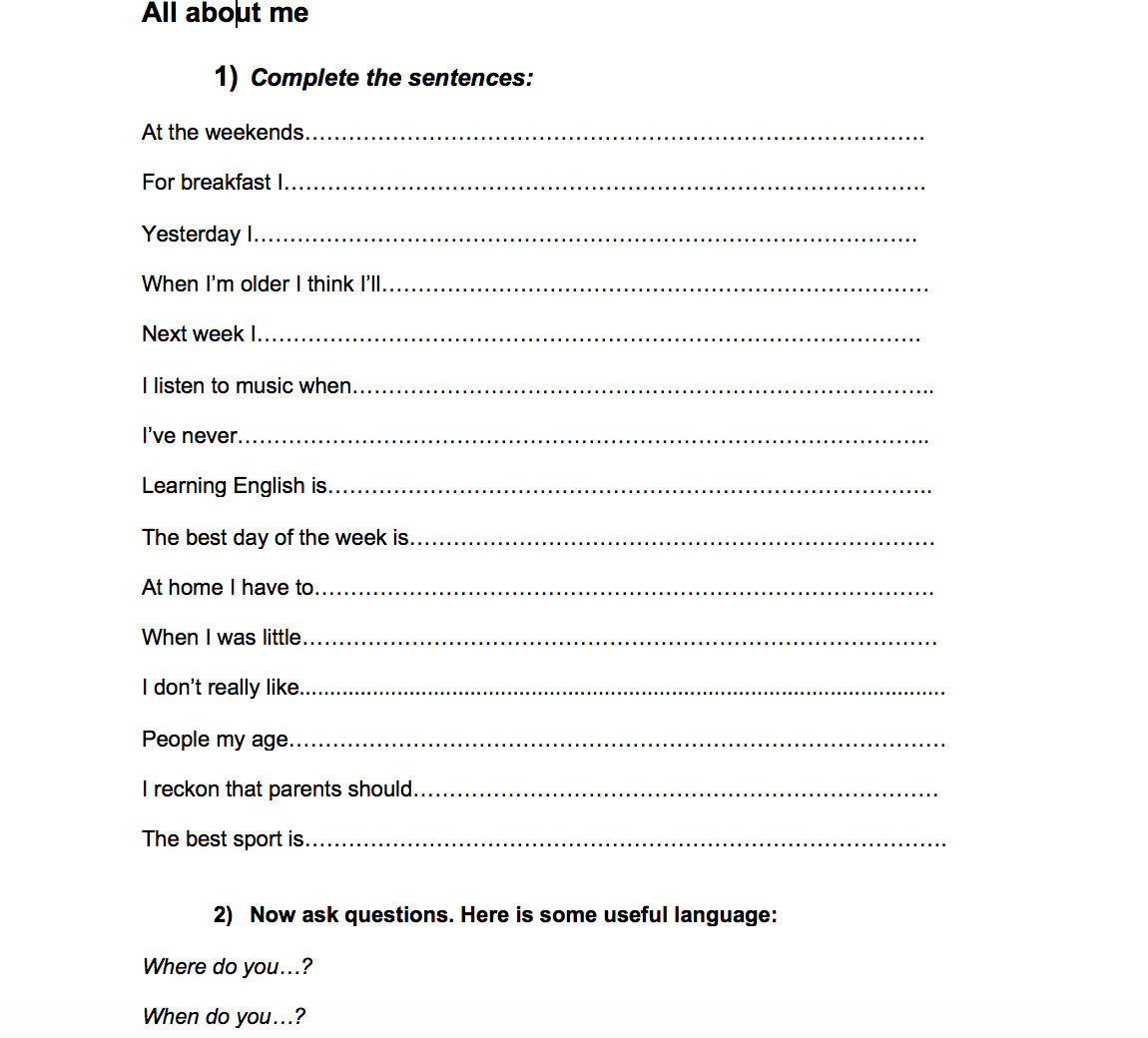 First Grade Pronoun Worksheets 4 Free Grammar Worksheets First Grade 1 Adjectives Using