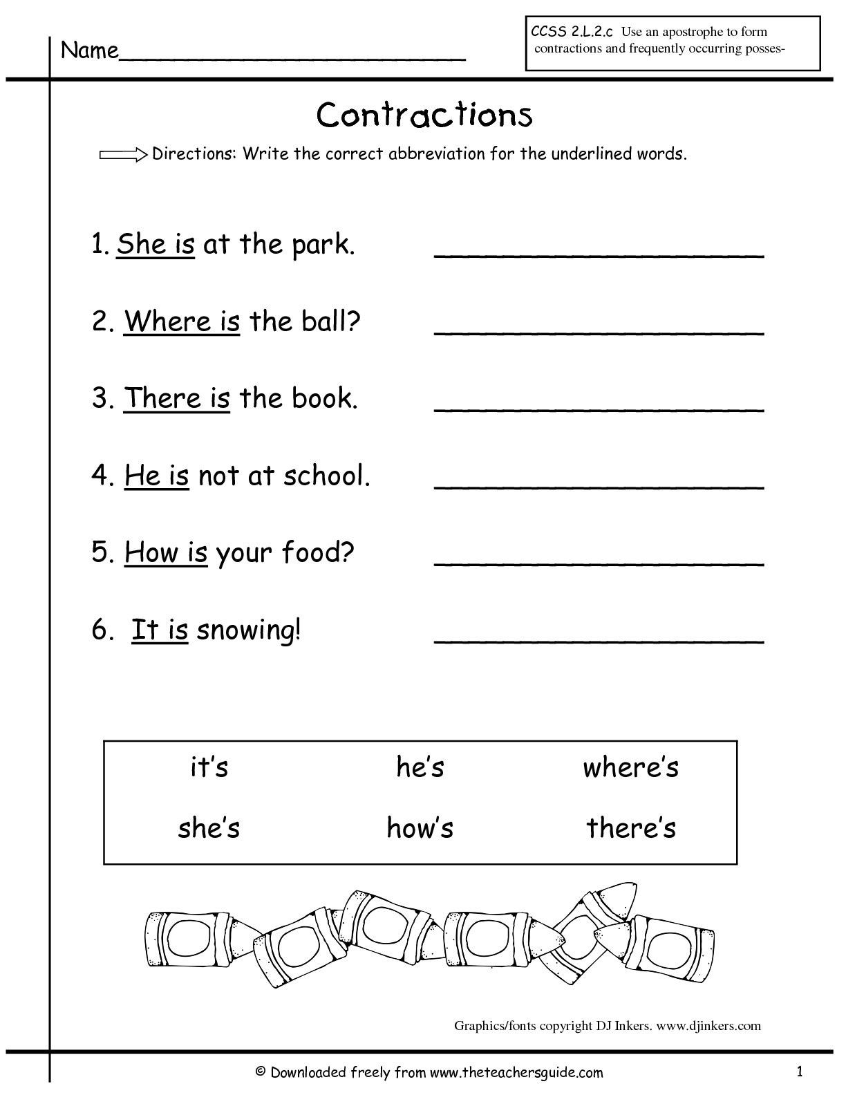 Free 6th Grade Science Worksheets Free Science Worksheets for Grade 2 2nd Grade