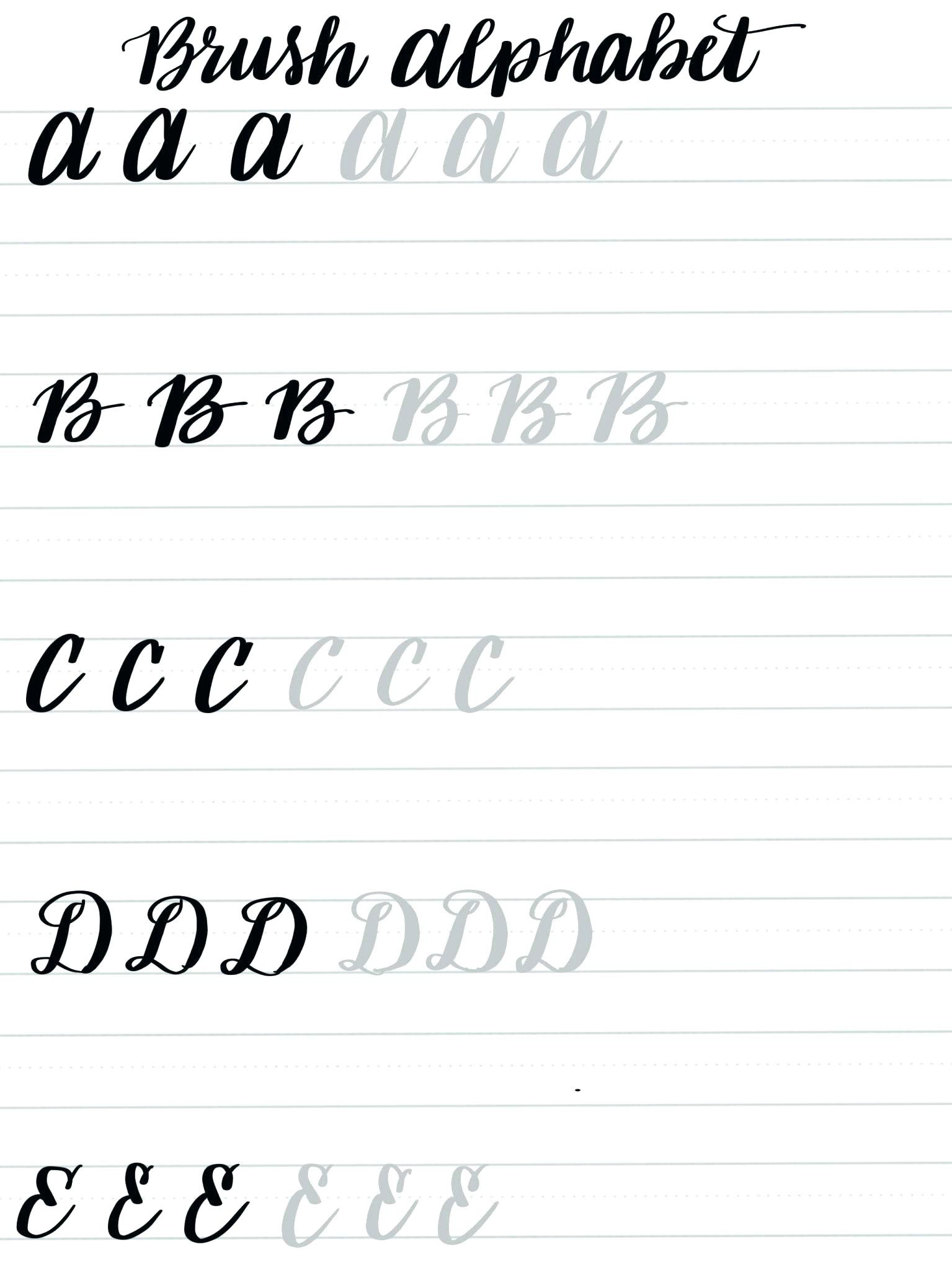 Free Calligraphy Worksheets Printable Free Calligraphy Worksheets for Printable Money Word