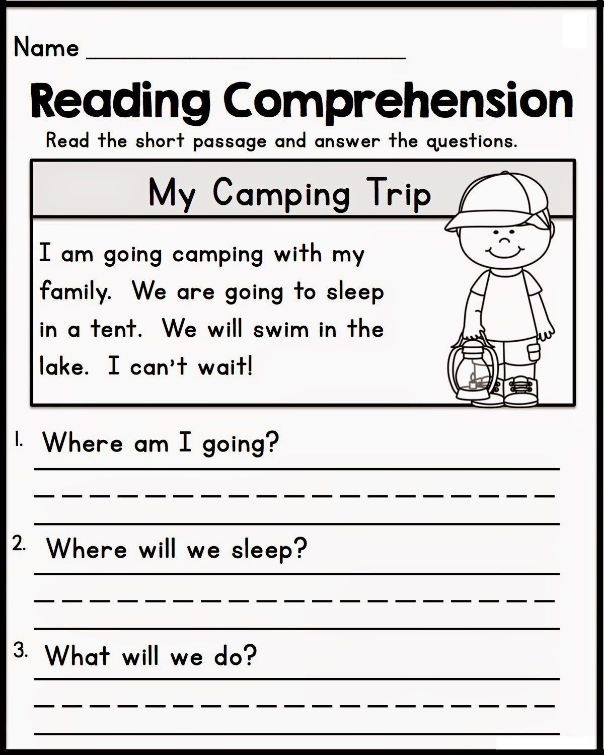 Free First Grade Reading Worksheets Free Line Worksheets