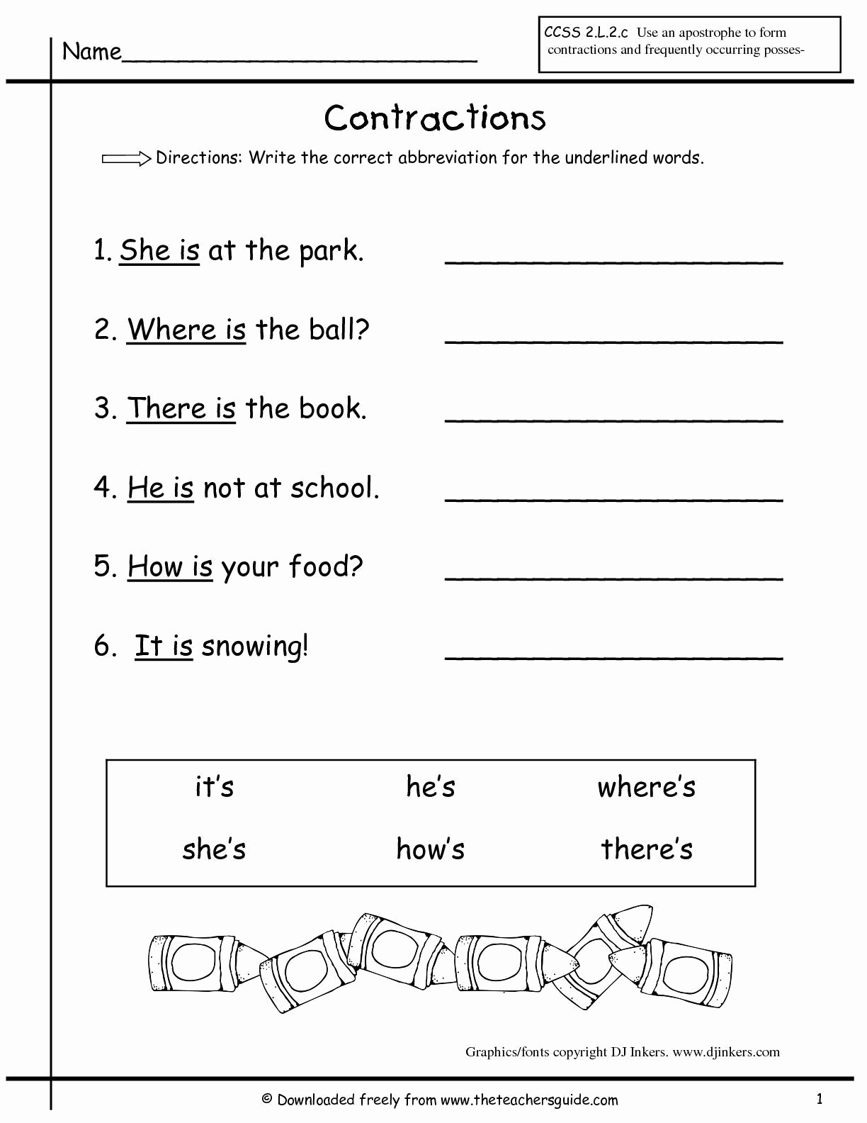 Free Fourth Grade Science Worksheets 6th Grade Stuff Sentence and Fragment Worksheets Valentines