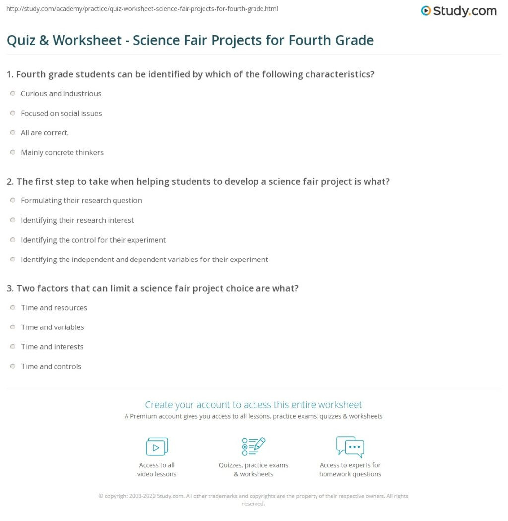 Free Fourth Grade Science Worksheets Worksheet Fourth Grade Worksheets Worksheet Quiz Science