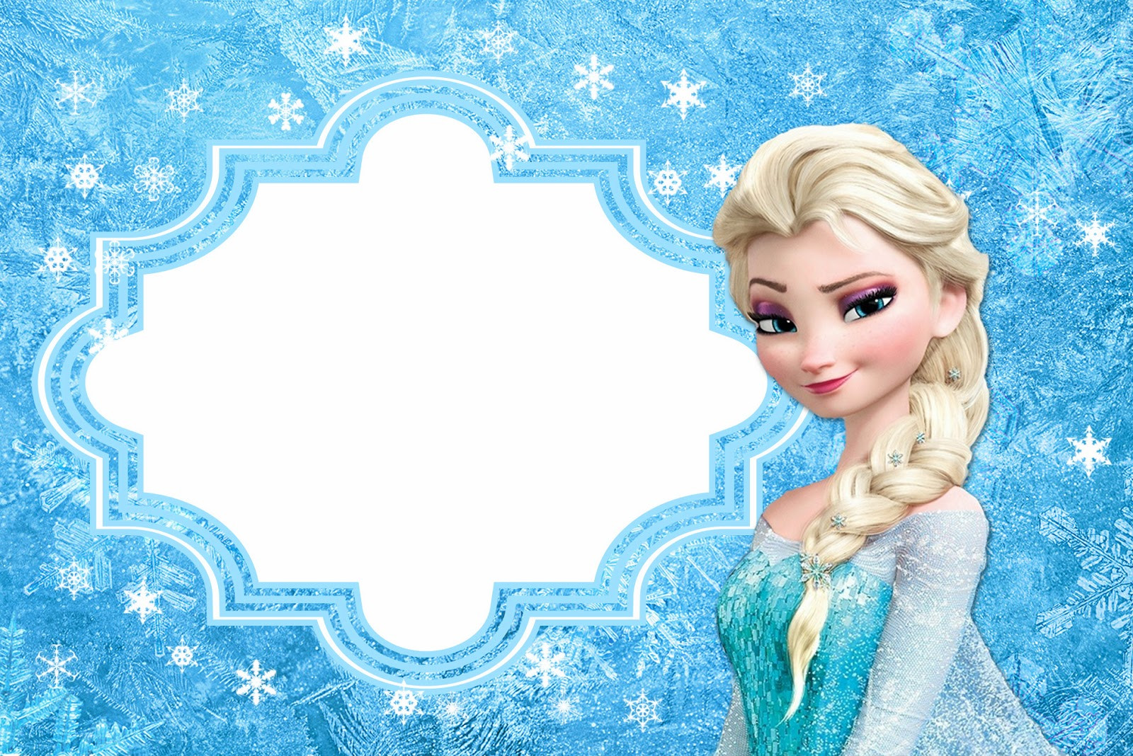 Free Frozen Invitations Printable Frozen Free Printable Cards or Party Invitations Oh My