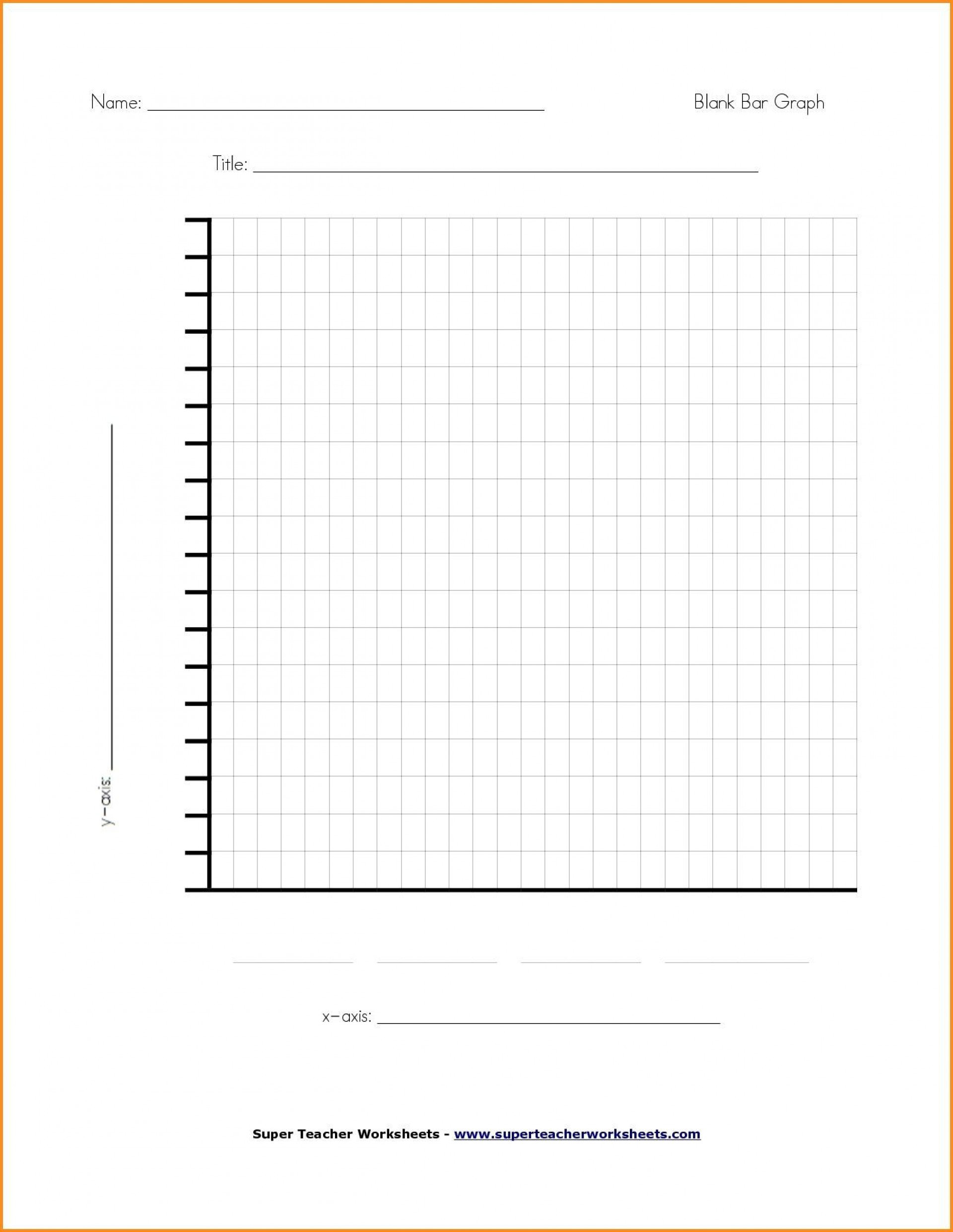 Free Printable Bar Graph Blank Bar Graph Template Addictionary