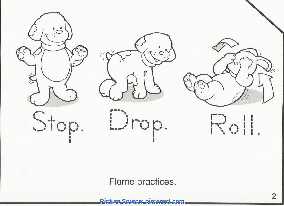 Free Printable Fire Safety Worksheets top Preschool Lesson Plans About Safety Squish Preschool