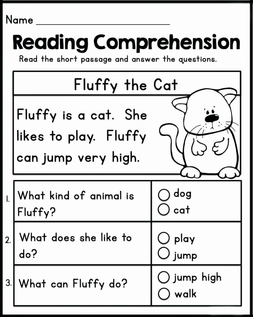 Free Printable Kindergarten Fluency Passages Pin On Worksheet for Kindergarten