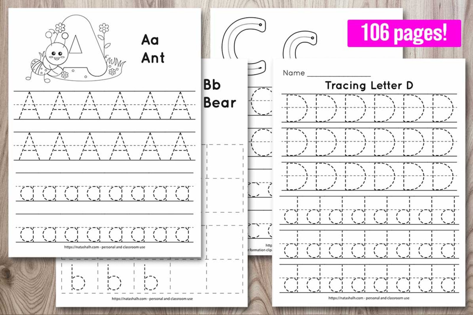 Free Printable Letter M Worksheets Free Printable Letter M Tracing Worksheet M is for Monkey