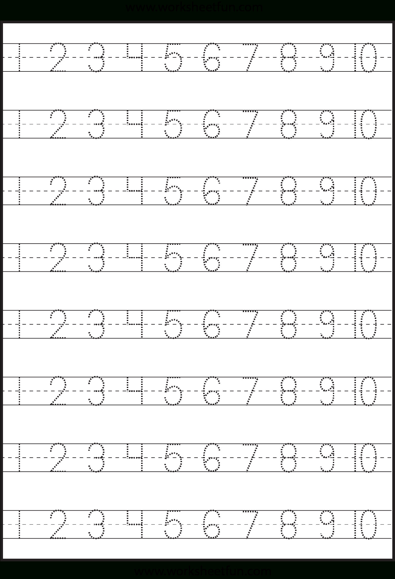 Free Printable Number Tracing Worksheets Veganarto Number 7 and 8 Worksheets Numbers to 20