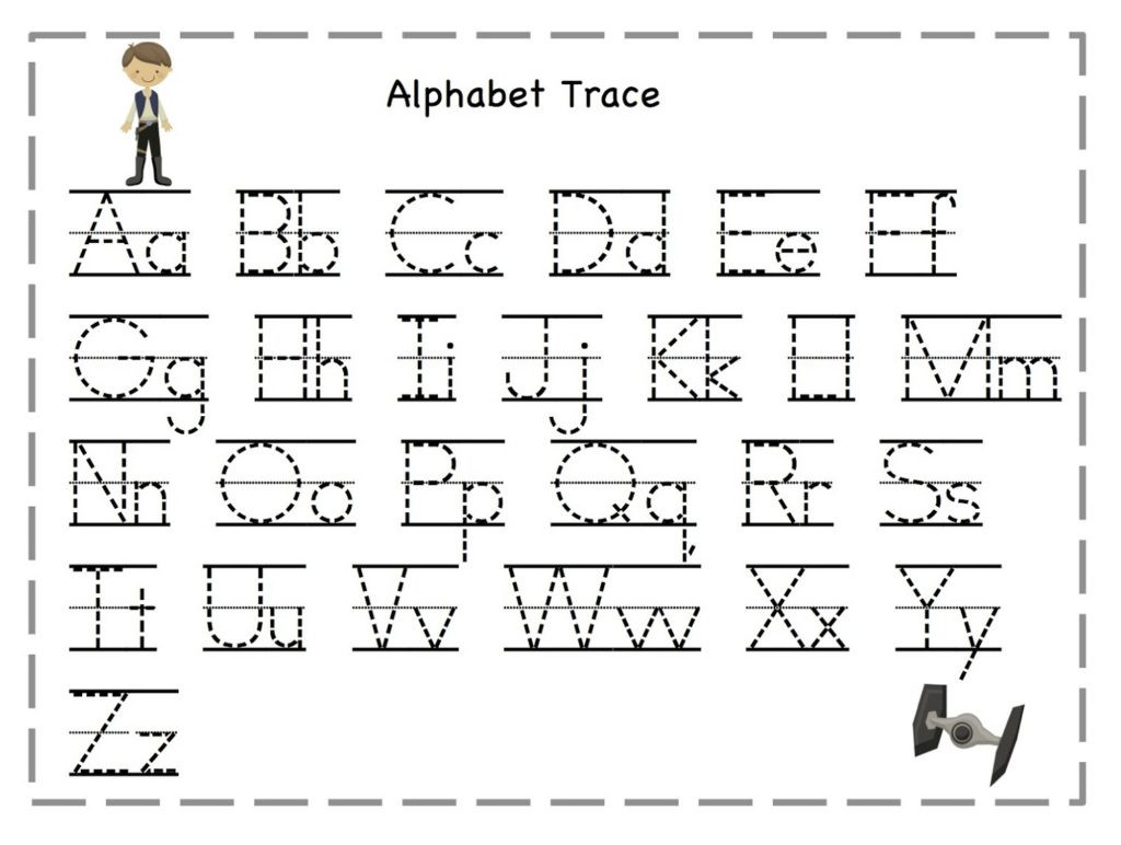Free Printable Number Tracing Worksheets Worksheet Letter Tracing Worksheets Letters for Kids