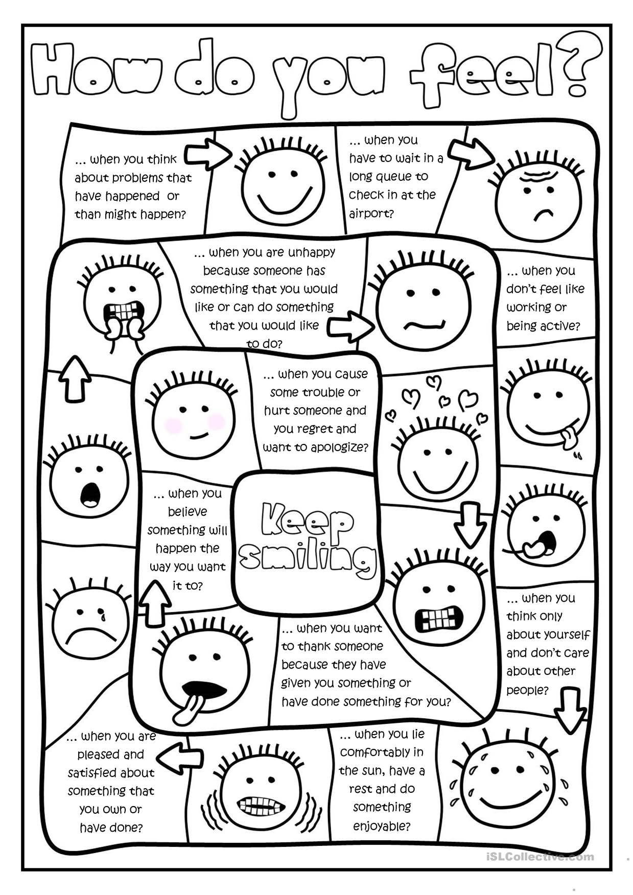 Free Printable social Skills Worksheets Free English Worksheets for Grade 1 Tabe Math Practice