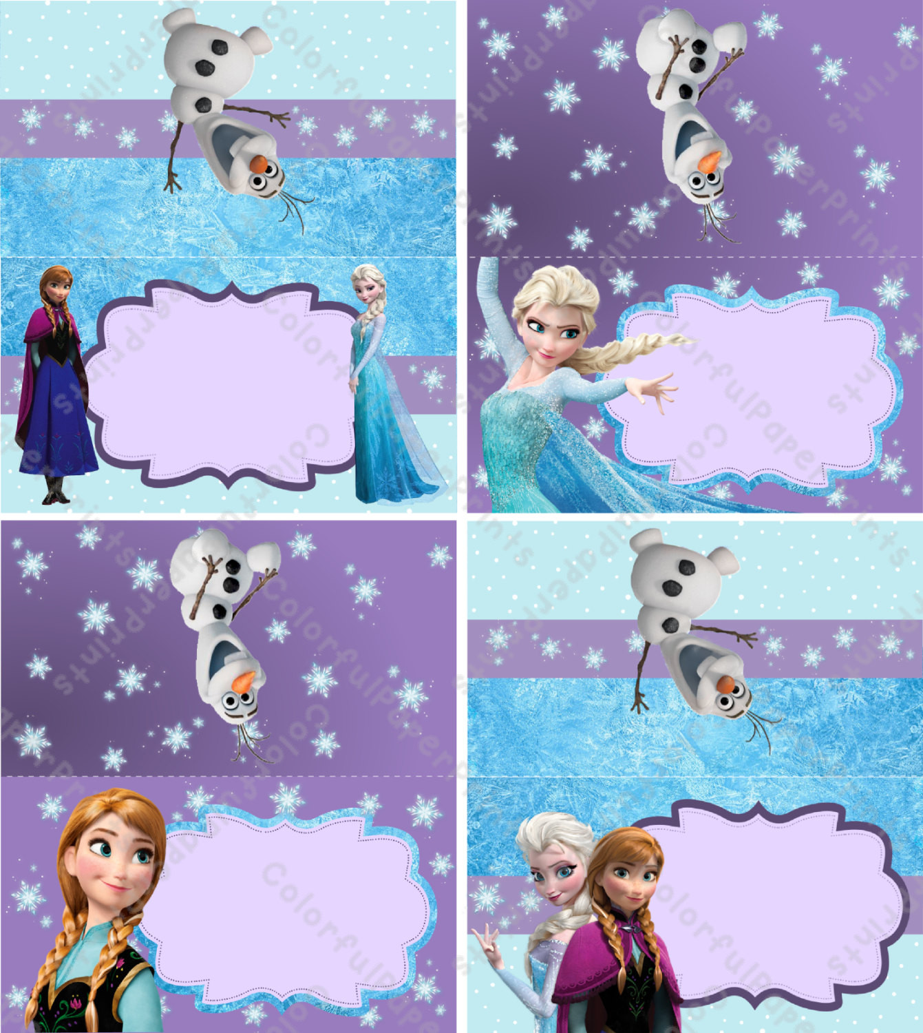 Frozen Free Printable Food Labels 8 Best Of Frozen Printable Food Tags Disney Frozen