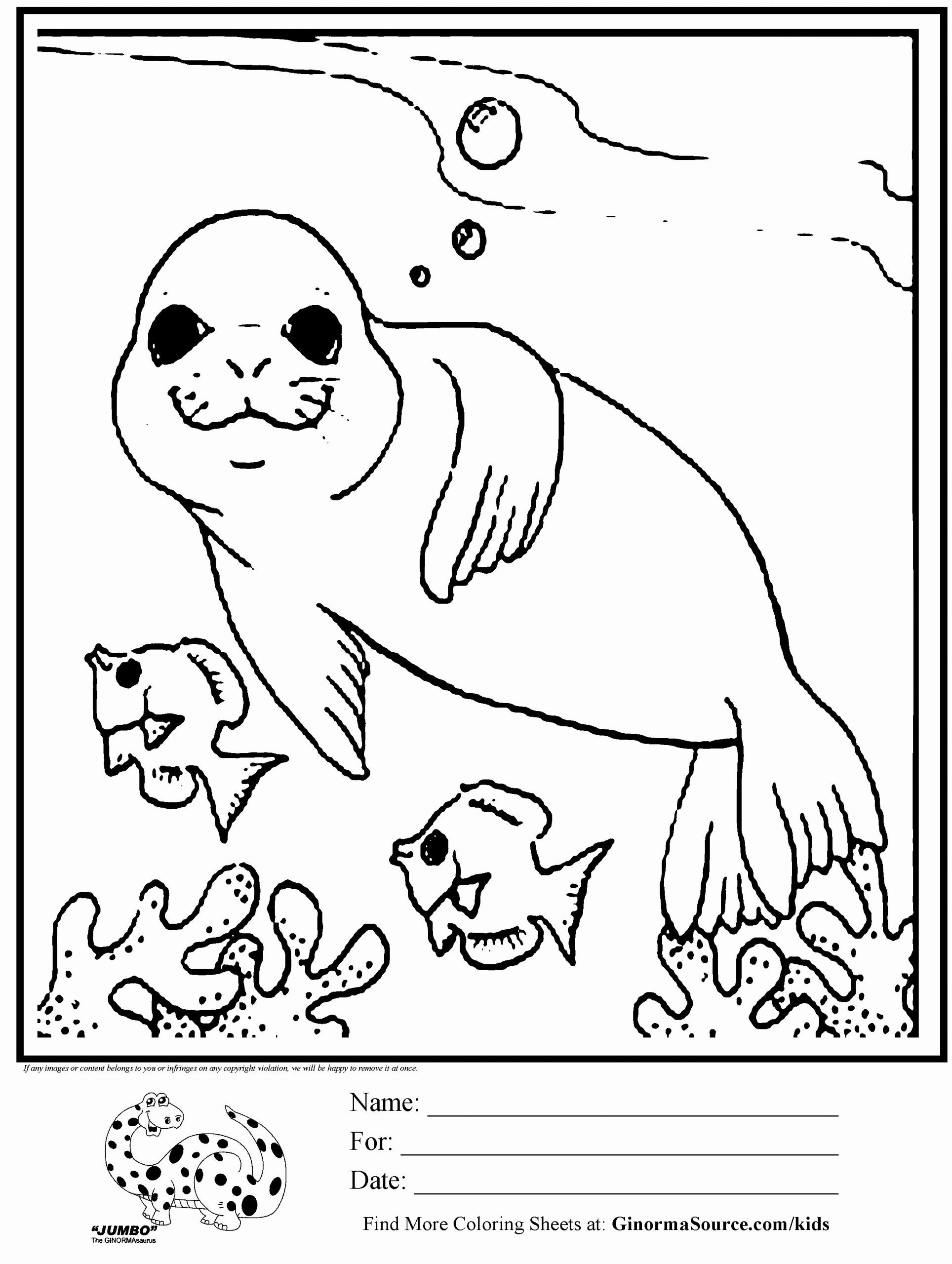 Hibernation Worksheet for Preschool Ocean Coloring Sheets Preschool Pumpkins Free for Kids