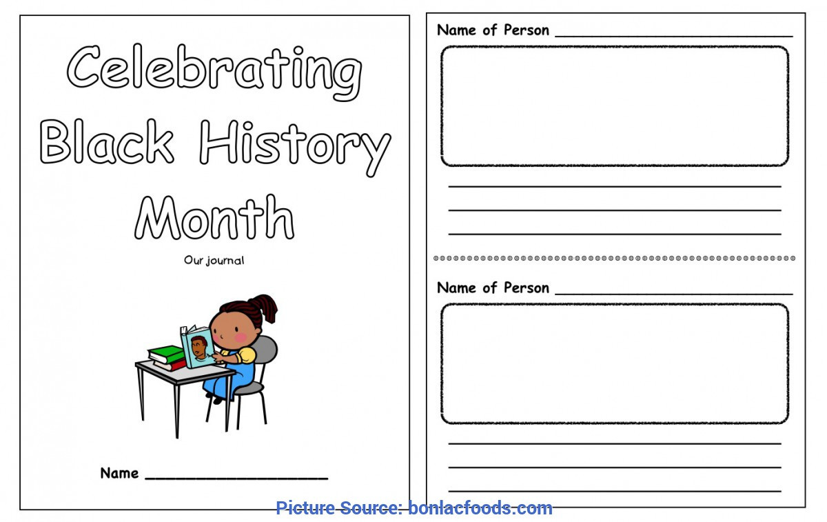 History Worksheets for 2nd Grade top Preschool Lesson Plans Black History Month Worksheets