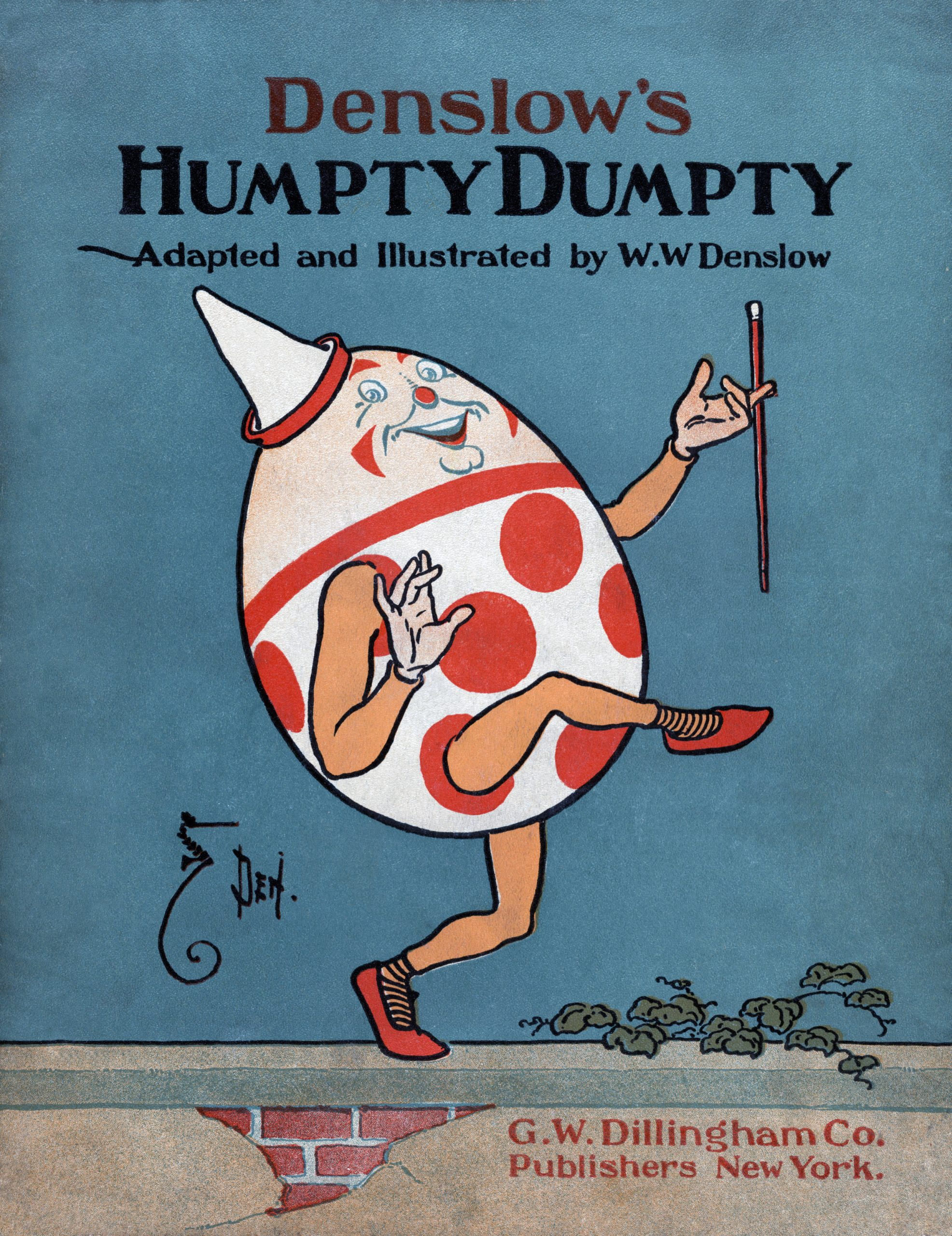Humpty Dumpty Printable Book Humpty Dumpty