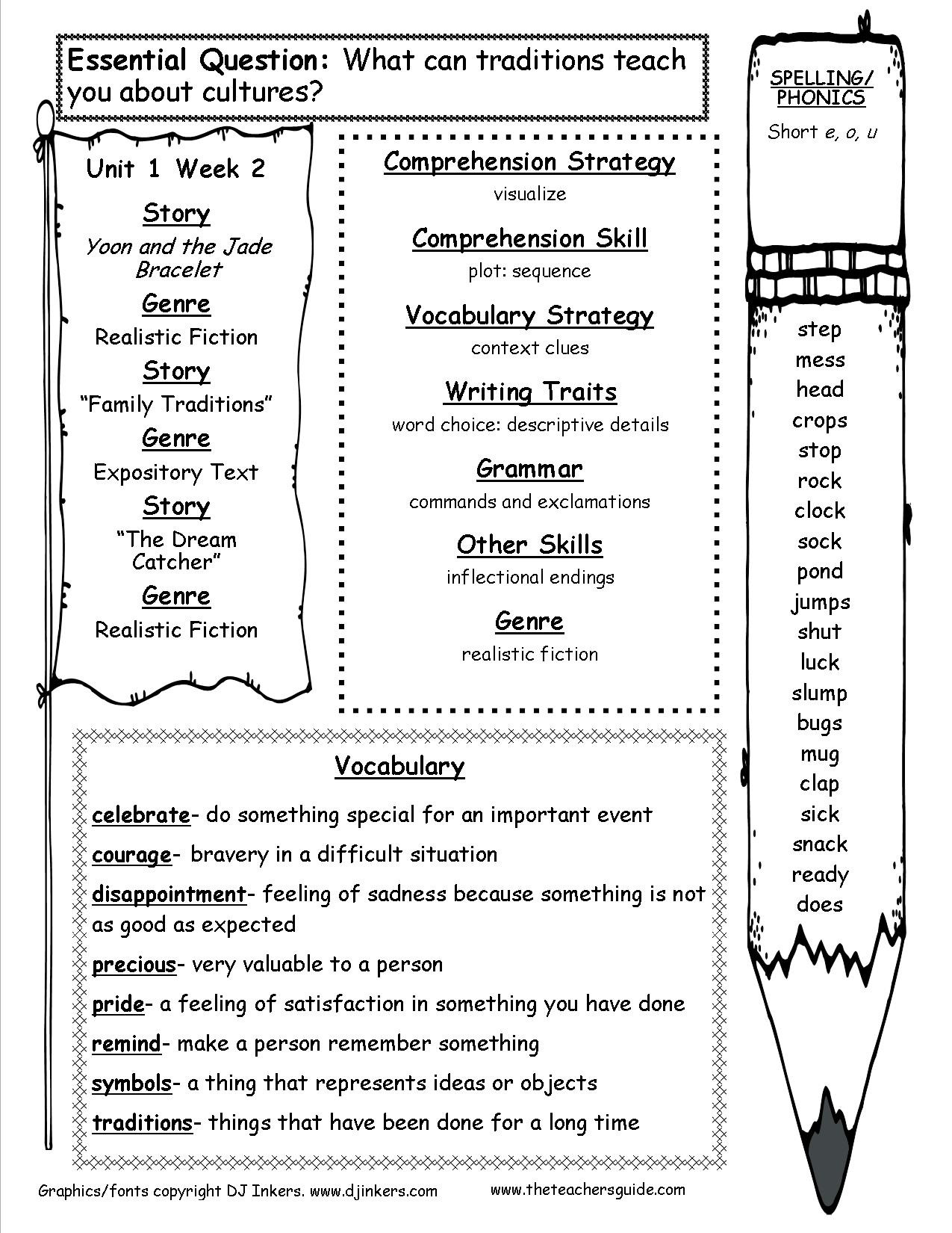 Inflected Endings Worksheets 2nd Grade Mcgraw Wonders Third Grade Resources and Printouts 3rd