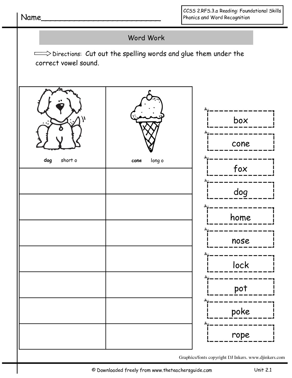 Inflected Endings Worksheets 2nd Grade Wonders Second Grade Unit Two Week E Printouts