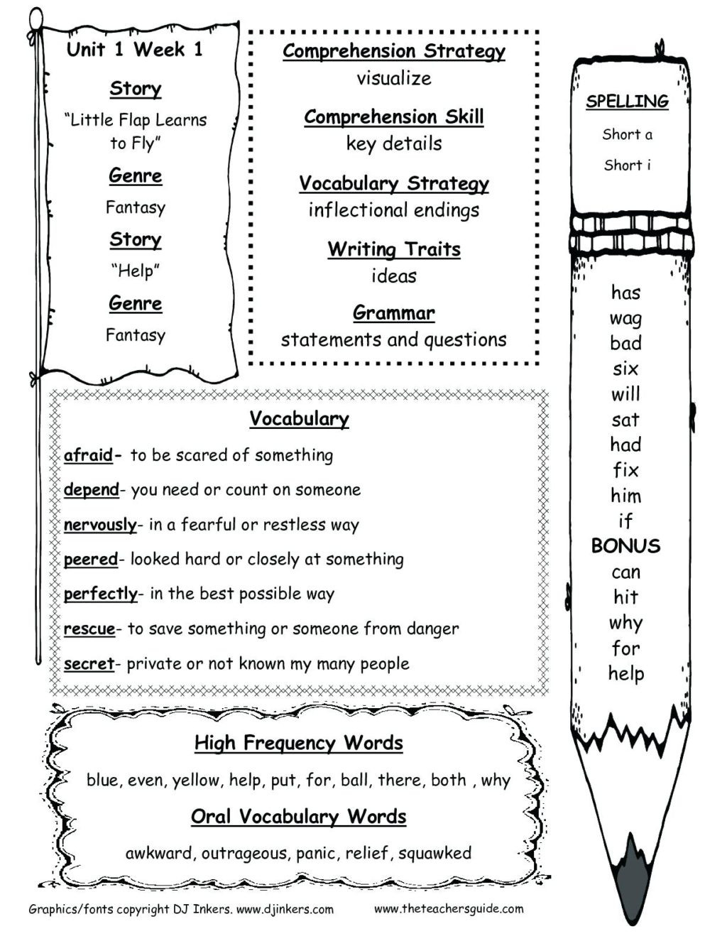 Inflected Endings Worksheets 2nd Grade Worksheet Reading Worskheets Free 2nd Grade Passages
