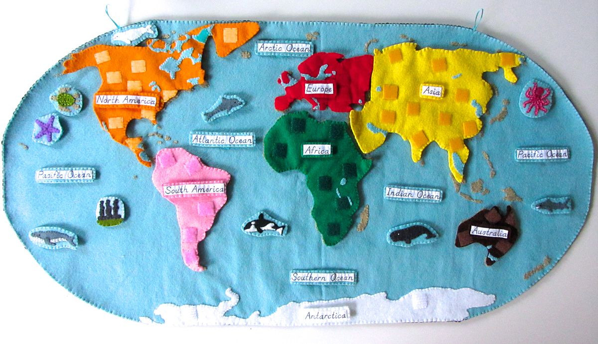 Label Continents and Oceans Printable Blank Continent and Ocean Map to Label Google Search