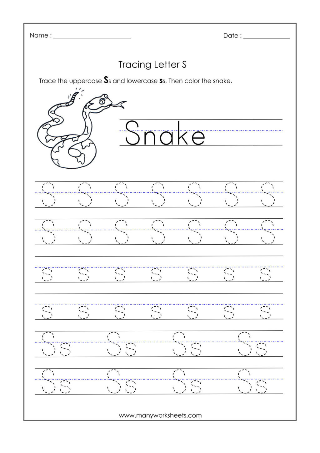 Letter K Tracing Worksheets Preschool Worksheet Kindergarten Tracing Worksheets Picture Ideas