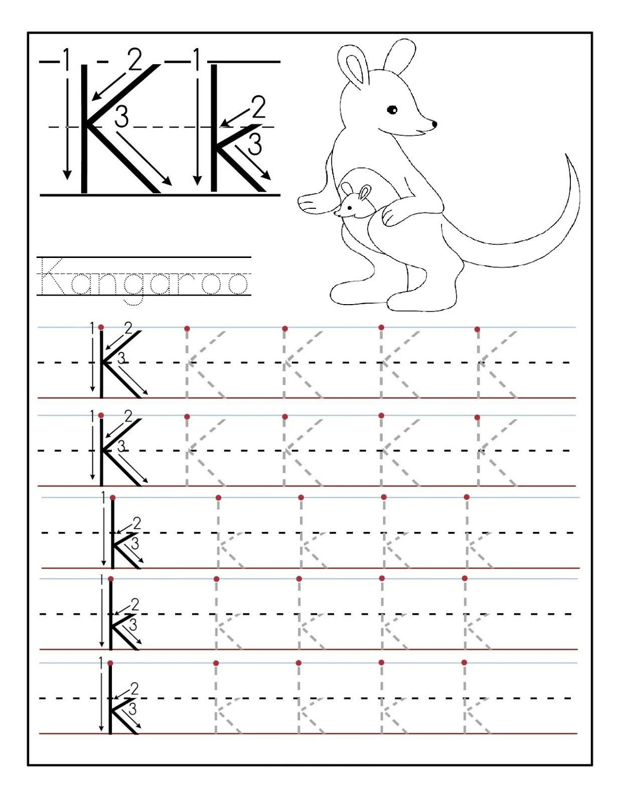 Letter N Preschool Worksheets Letter N Worksheets for Preschool and Kinderg…