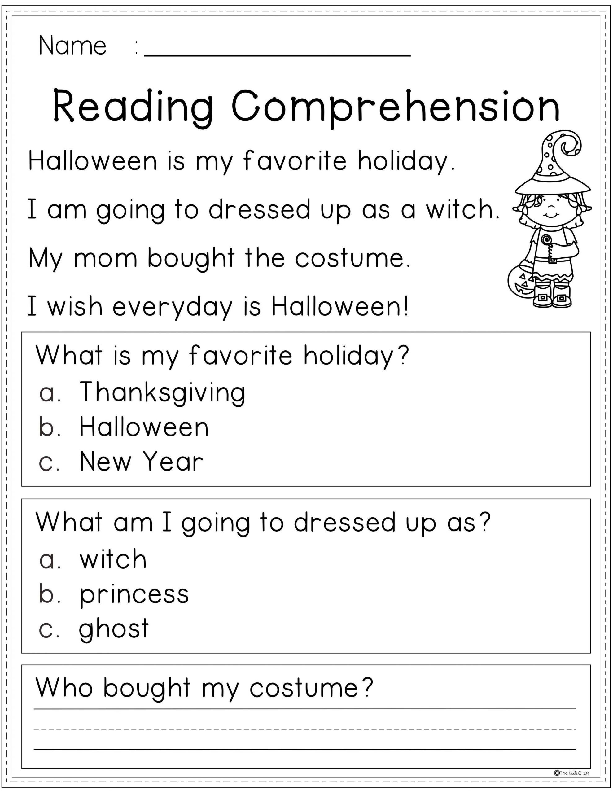 Long O Worksheets 2nd Grade Reading Prehension Fall Edition