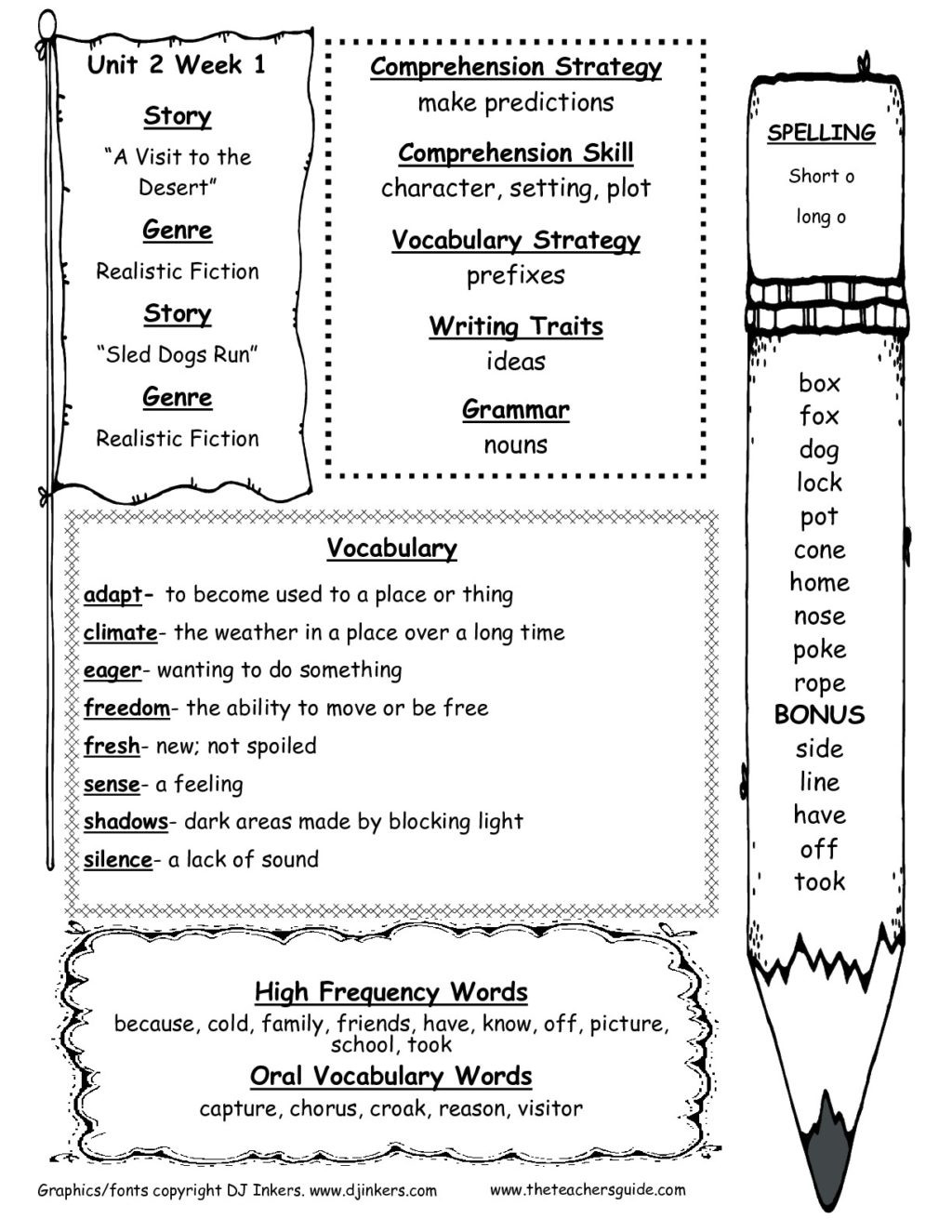 Long O Worksheets 2nd Grade Worksheet Free Readings 2nd Grade Printable Responding to